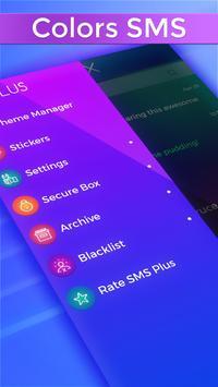Colors SMS screenshot 1