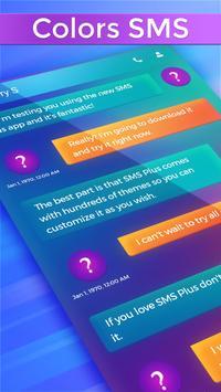 Colors SMS screenshot 2