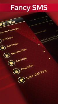Fancy SMS apk screenshot