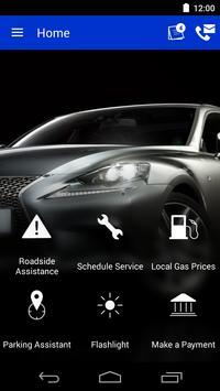 Woodfield Lexus DealerApp poster