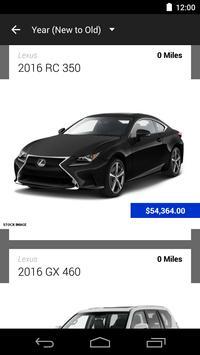 Woodfield Lexus DealerApp apk screenshot
