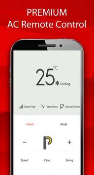 Premium Ac Remote Control screenshot 2