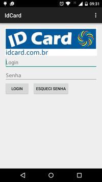 IdCard - Responsáveis poster
