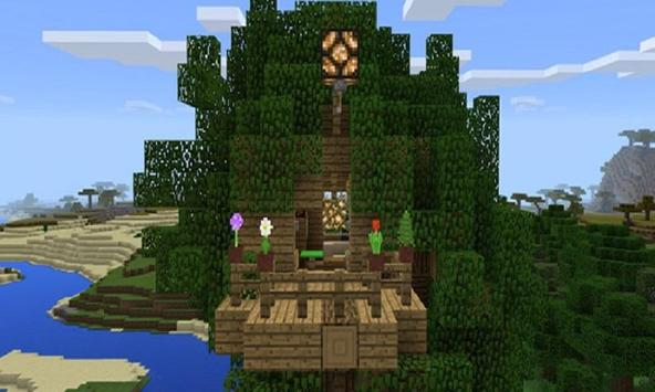 The Journey of Life mod MCPE poster