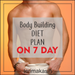 Body Building Diet Plan