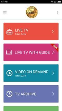 Premium IPTV screenshot 2