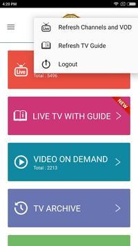 Premium IPTV screenshot 5