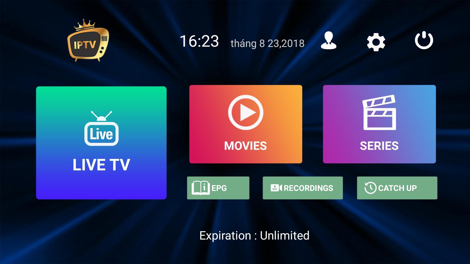 Premium Iptv TV Box for Android - APK Download