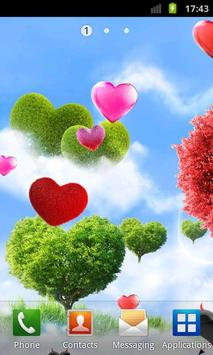Heavenly Hearts Garden HD Free screenshot 3