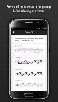 DrumEX apk screenshot