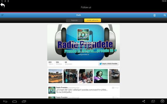 RADIO PRENDETE screenshot 10