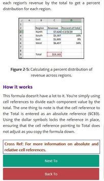 Learn Excel Formulas screenshot 2