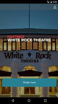 White Rock Theatre Bars poster