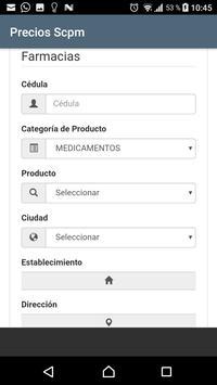 Precios Scpm screenshot 3