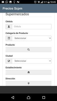 Precios Scpm screenshot 2
