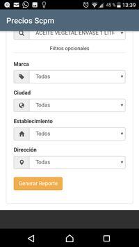 Precios Scpm screenshot 4