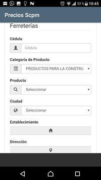 Precios Scpm screenshot 5