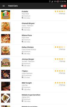 Halal Eats apk screenshot