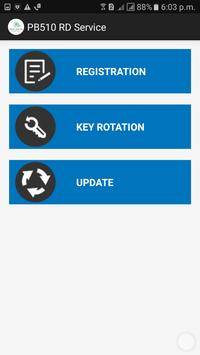 PB510 RDService apk screenshot