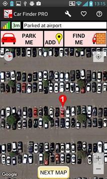 Car Finder PRO poster