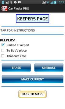 Car Finder PRO screenshot 6
