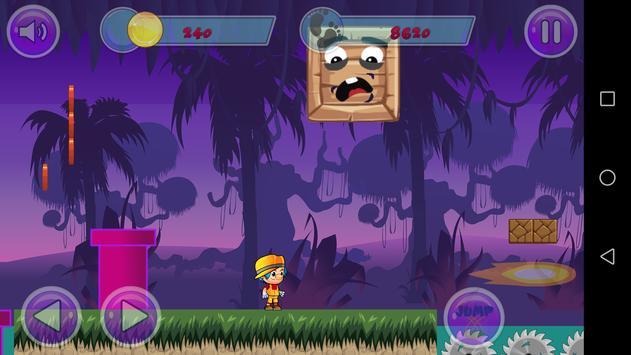 Crazy world démo apk screenshot