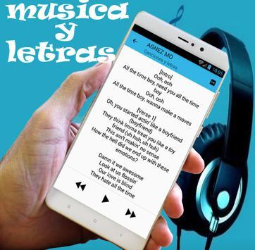 AGNEZ MO - Damn I Love You musica y letras screenshot 1