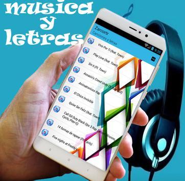 Zarcort - FIVE NIGHTS AT FREDDY'S Musica y letras screenshot 1