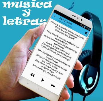 Danny Ocean - Me Rehúso Musica Y Letras apk screenshot