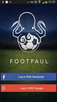Footpaul - Soccer Bets poster