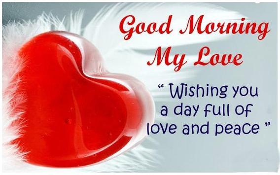 Good Morning My Love Images apk screenshot