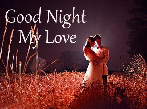 Good Night My Love Images apk screenshot
