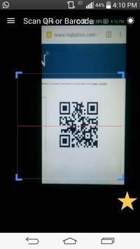 QR Code Scan poster