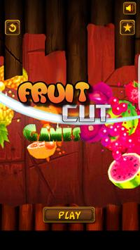 Fruit Cut Games poster
