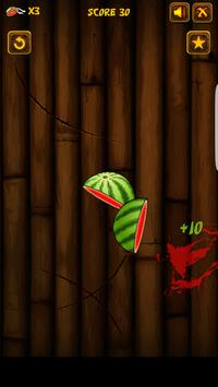 Fruit Cut Games apk screenshot