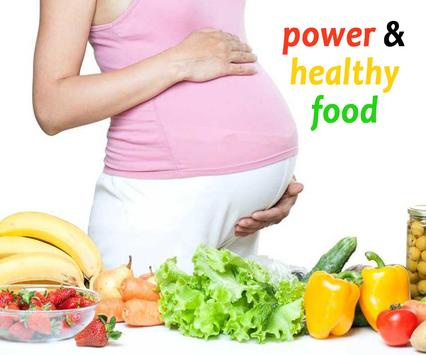 Healthy food recipe book power pregnancy food descarga apk healthy food recipe book power pregnancy food poster forumfinder Image collections