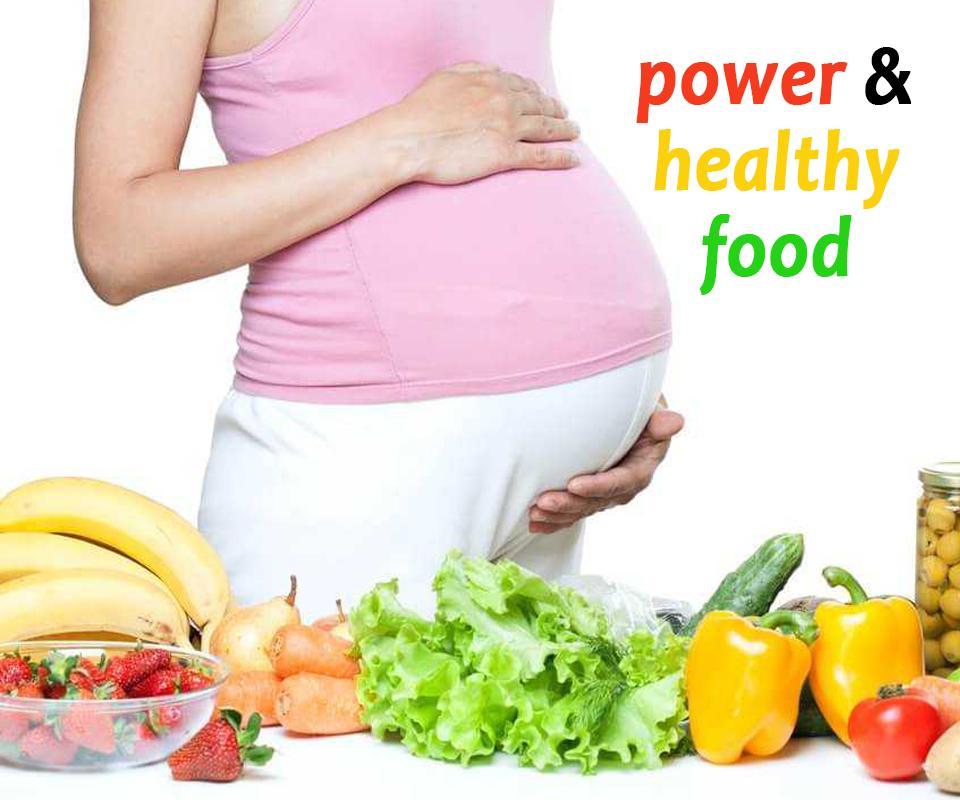 Healthy food recipe book power pregnancy food apk download free healthy food recipe book power pregnancy food poster forumfinder Image collections