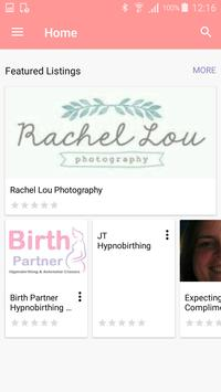 Pregnancy Pages screenshot 3