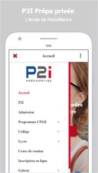 P2i Prépa privée screenshot 1