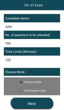 PL 101-01 Riverbed Exam apk screenshot