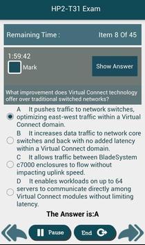 PL HP2-T31 HP Exam apk screenshot