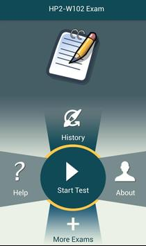 PL HP2-W102 HP Exam apk screenshot