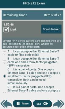 PL HP2-Z12 HP Exam apk screenshot