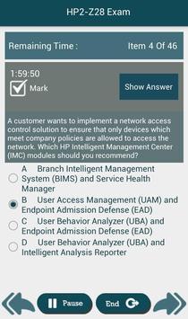 PL HP2-Z28 HP Exam screenshot 3