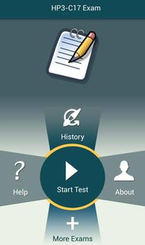PL HP3-C17 HP Exam apk screenshot