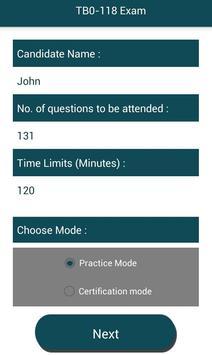 PL TB0-118 Tibco Software Exam apk screenshot