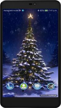 Christmas Live Wallpaper 1 apk screenshot