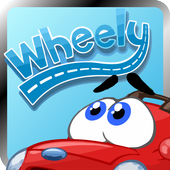 Wheely join race icon