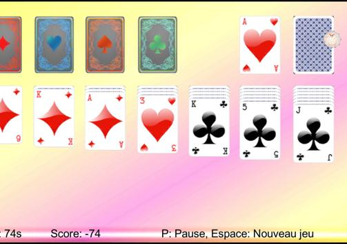 Black Solitaire screenshot 3