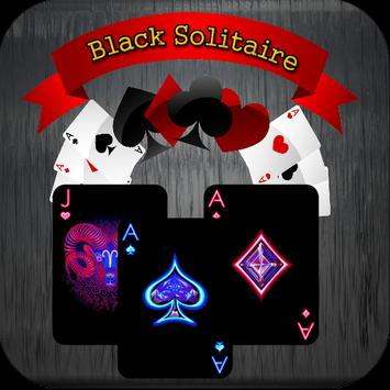 Black Solitaire screenshot 2